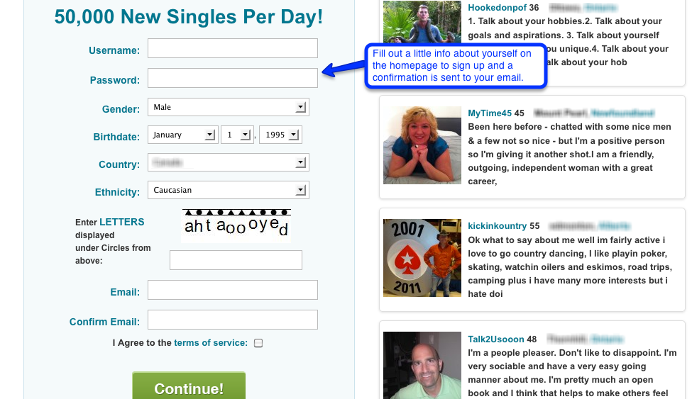 Pof online dating